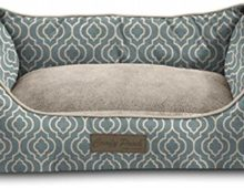 Ultra Soft Pet Bed By Trendy Pet