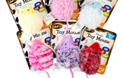 Best Plush Toy Mice For Cats