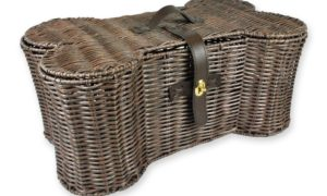 Store Cat Toys In This Elegant Wicker Basket Home Décor
